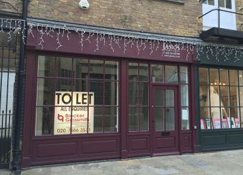 Thumbnail Retail premises to let in Unit 5, Smiths' Court, Soho, London