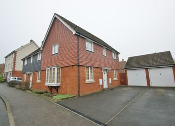 Thumbnail 3 bedroom semi-detached house to rent in Imperial Way, Ashford, Kent