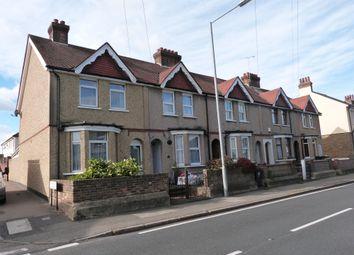Thumbnail 3 bedroom end terrace house for sale in Honey Lane, Waltham Abbey