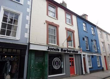 Thumbnail 1 bed flat to rent in Market Street, Aberystwyth