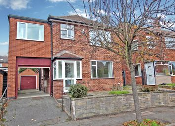 Thumbnail 4 bed detached house for sale in Rufford Road, Sherwood, Nottingham