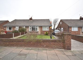 Thumbnail 2 bedroom semi-detached bungalow to rent in Warley Road, Blackpool