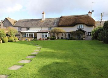 Thumbnail 4 bed cottage for sale in Old School Lane, Fremington, Barnstaple