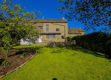 Thumbnail 4 bed terraced house for sale in Stone Fold Village, Accrington, Lancashire