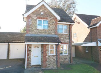 Thumbnail 3 bed link-detached house to rent in Elmhurst Close, Ashford