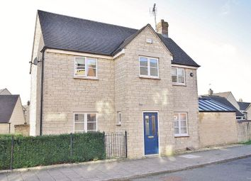 Thumbnail 3 bed detached house for sale in Harvest Way, Madley Park, Witney