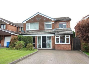 Thumbnail 5 bedroom detached house for sale in Hunstanton Drive, Bury