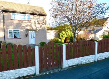 Thumbnail 2 bed end terrace house for sale in Pennine Way, Carlisle, Cumbria