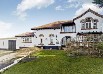 Thumbnail 4 bedroom detached house for sale in Shaw Close, Sanderstead, South Croydon, Surrey