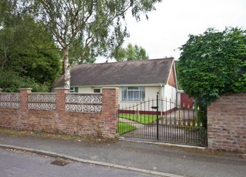 Thumbnail 2 bed bungalow for sale in Spencer Drive, Burntwood