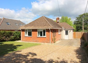 3 bed detached bungalow for sale in Grange Road, Alresford SO24