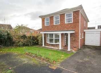 Thumbnail 4 bed link-detached house for sale in Heather Grove, Hartley Wintney, Hook