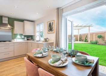 """3 bed terraced house for sale in """"Kennett"""" at Burney Drive, Wavendon MK17"""