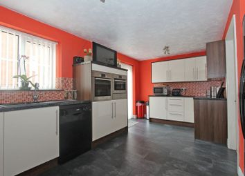 Thumbnail 5 bed detached house for sale in Singleton Way, Totton, Southampton