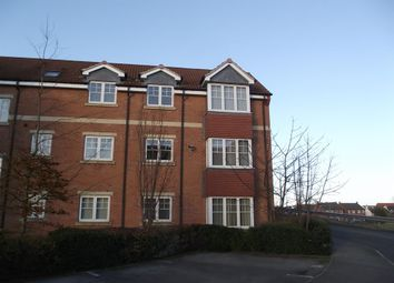 Thumbnail 2 bed flat to rent in Bridge Close, Church Fenton, Tadcaster