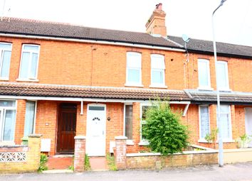 Thumbnail 3 bed terraced house to rent in Windsor Street, Bletchley, Milton Keynes