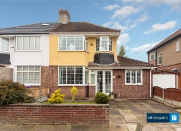 Thumbnail 3 bed semi-detached house for sale in Oldfield Road, Liverpool, Merseyside