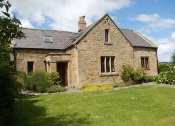 Thumbnail 4 bedroom detached house for sale in Lucker, Belford