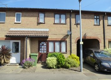 Thumbnail 3 bed terraced house for sale in Albany Road, Wisbech