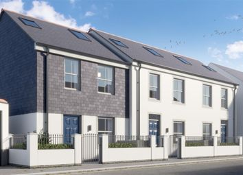 Thumbnail 3 bed town house for sale in Pretty's Mews, High Street, Topsham