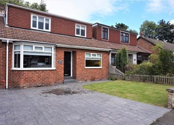 Thumbnail 3 bed semi-detached house for sale in Woodley Grove, Ormesby, Middlesbrough