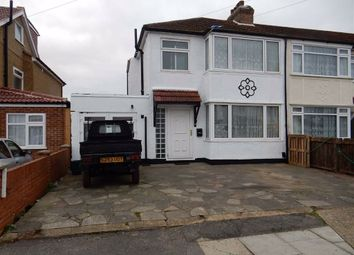 Thumbnail 4 bed semi-detached house to rent in Lynhurst Road, Uxbridge, Middlesex