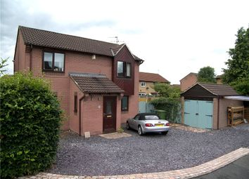 Thumbnail 3 bed detached house for sale in Courtney Way, Belper