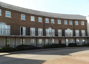 Thumbnail 2 bed flat for sale in Palladian Circus, Ingress Park, Greenhithe