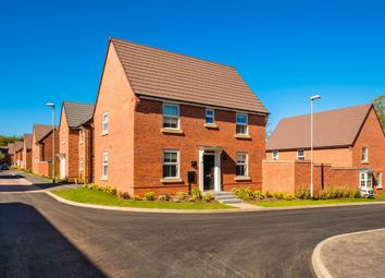 Thumbnail 3 bed detached house for sale in The Hadley, Morda Road, Oswestry