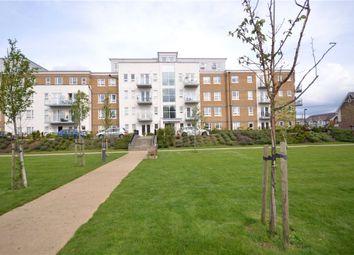 Thumbnail 2 bedroom flat for sale in Heathland Court, 3 Grebe Way, Maidenhead