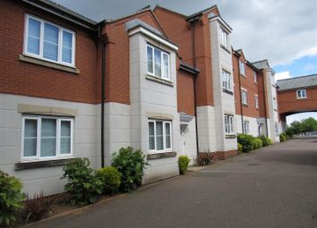 Thumbnail 2 bed flat for sale in Paget Close, Rothley, Leicester