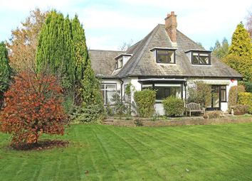 Thumbnail 4 bed detached house for sale in The Hummicks, Dock Lane, Beaulieu, Brockenhurst