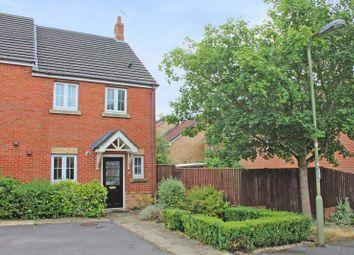 Thumbnail 3 bed semi-detached house for sale in Georgina Close, Totton, Southampton