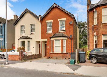 Thumbnail 2 bed flat for sale in Ellerton Road, Surbiton