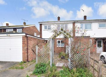 Thumbnail 3 bed semi-detached house for sale in Avery Way, Allhallows, Rochester, Kent
