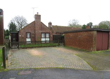 Thumbnail 2 bed detached bungalow for sale in Lyster Road, Fordingbridge