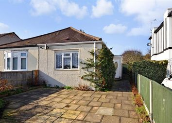 Thumbnail 1 bedroom semi-detached bungalow for sale in Spencer Road, Rainham, Essex