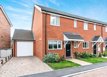 Thumbnail 3 bed property for sale in Barge Close, Yapton, Arundel