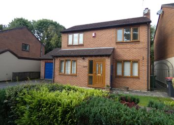 Thumbnail Detached house to rent in Chapmans Close, Stirchley, Telford
