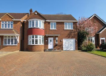 Thumbnail 4 bed detached house for sale in Elizabeth Way, Hanworth Park, Middlesex