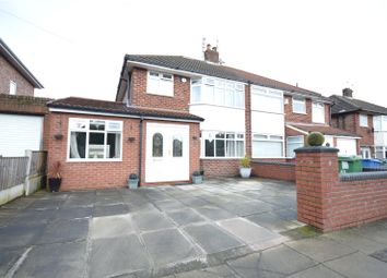 Thumbnail 3 bed semi-detached house for sale in Rosefield Road, Woolton, Liverpool