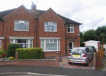 Thumbnail 3 bed semi-detached house to rent in Hillside Crescent, Beeston, Nottingham