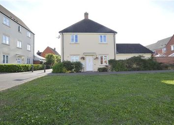 Thumbnail 3 bed detached house for sale in Falcon Road, Walton Cardiff, Tewkesbury, Gloucestershire
