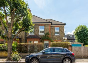 Thumbnail 3 bed end terrace house to rent in Steele Road, London