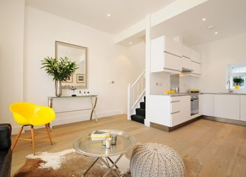 Thumbnail 2 bed terraced house to rent in Mysore Road, London