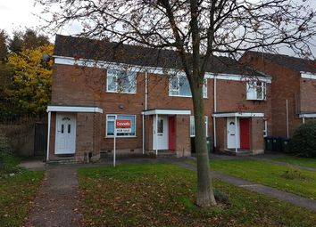 Thumbnail 1 bed flat for sale in Raby Close, Tividale, Oldbury