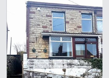 Thumbnail 3 bed semi-detached house for sale in 18 Collenna Road, Porth, Mid Glamorgan, Wales