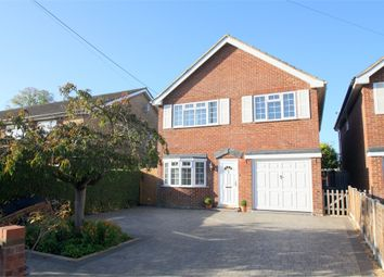 Thumbnail 4 bed detached house for sale in Staines Road, Laleham Village, Surrey