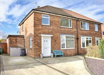 Thumbnail 3 bed semi-detached house for sale in Jute Road, Acomb, York