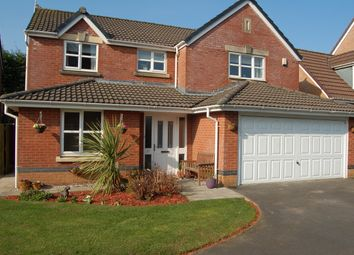 Thumbnail 4 bedroom detached house for sale in Pasture Drive, Garstang, Preston